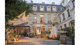 Hôtel de Poulpry - Maison des Polytechniciens