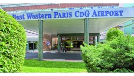 BEST WESTERN Paris CDG Airport & Meeting Centre